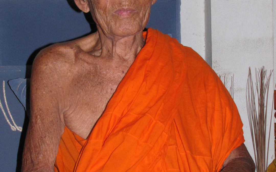 Death of the Most Venerable Phong Samaleuk.