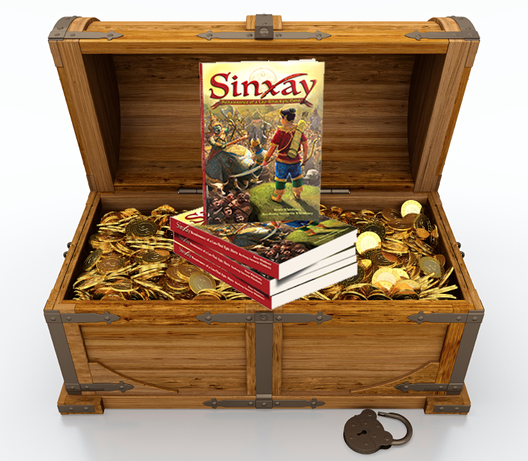 "Amazon update for Sinxay and a ""Treasured"" review"
